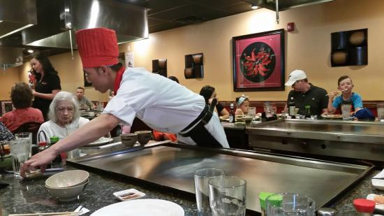 Grand Junction, CO: Chefs put on a good show