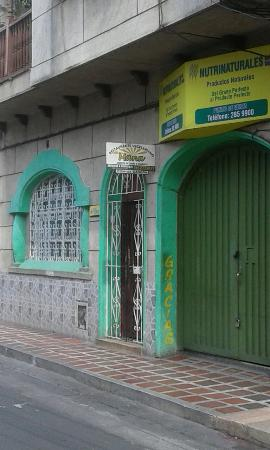 Restaurante Vegetariano Maná