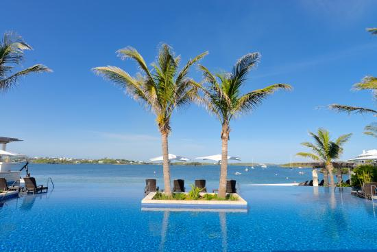 Hamilton Princess Beach Club A Fairmont Managed Hotel Beautiful Pool