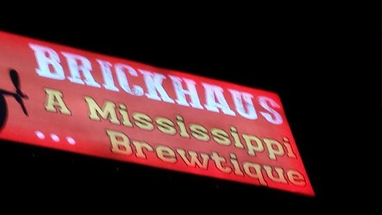 Meridian, MS: Brickhaus Brewtique