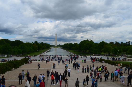 Fairview, NJ: en el Memorial de Lincoln