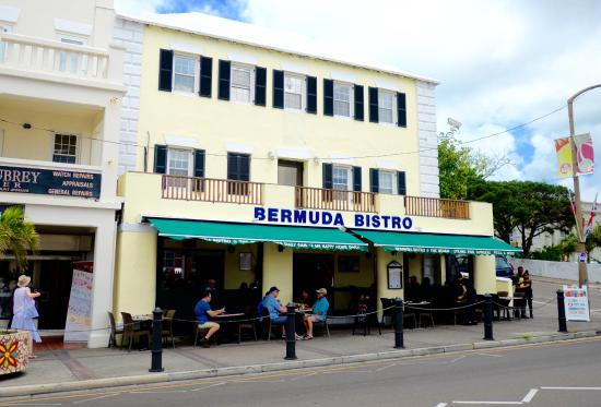 bermuda bistro the beach hamilton restaurant reviews. Black Bedroom Furniture Sets. Home Design Ideas