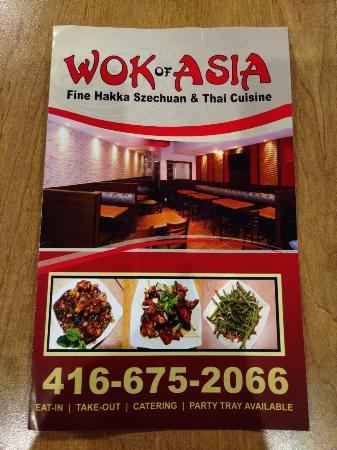 Wok Of Asia