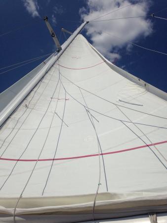 Lunenburg, Kanada: Sailing charter