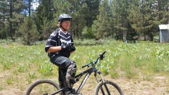 Eco Bike Adventures: Chris the tour guide and owner