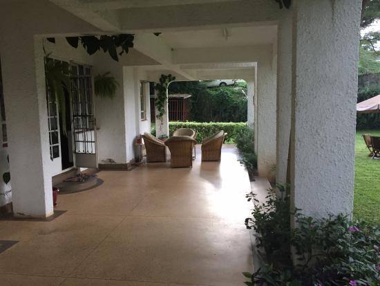 Gigiri Homestead: Terrace