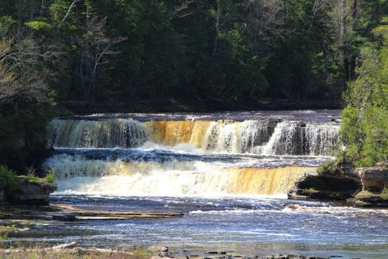 Tahquamenon Falls State Park Lower Half The