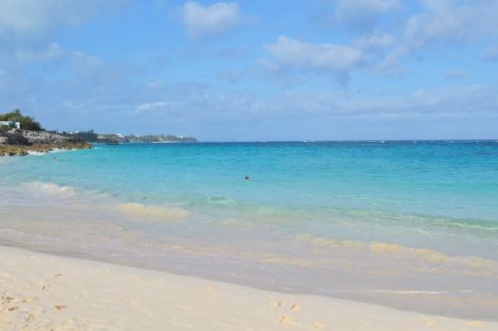 Smith's Parish, Bermuda: John Smith Bay