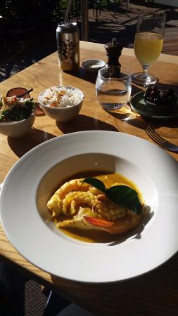 Mollymook, Αυστραλία: Indonesian Seafood Curry
