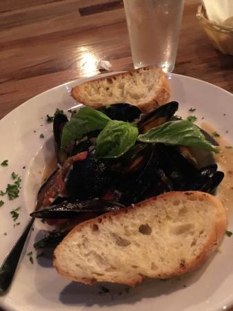 Wilmington Island, Geórgia: Mussels