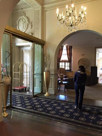 Vizzola Ticino, Italien: Lobby