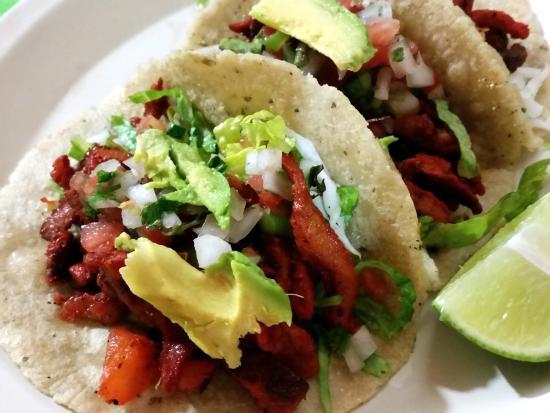 Kash Keken Chuc : al pastor tacos