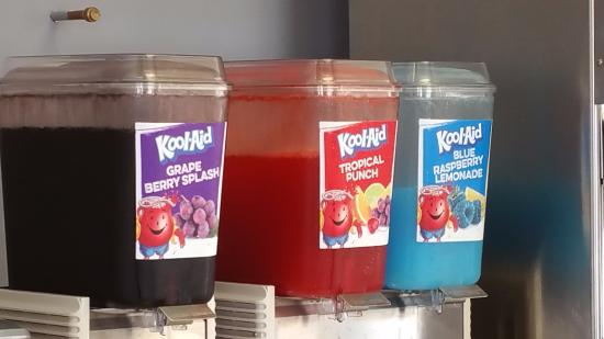 Kool aid they have 3 flavors picture of the wing counter the wing counter kool aid they have 3 flavors sciox Choice Image