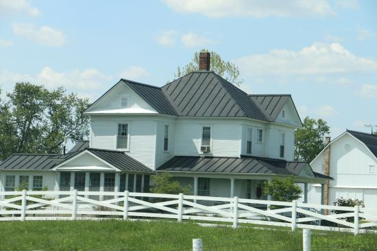 Fairmount, IN: Where James Dean really grew up at the Winslow Farm