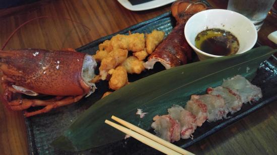 Five Fusion & Sushi Bar