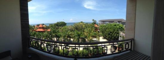 sea view from my room picture of core hotel benoa nusa dua rh tripadvisor ie