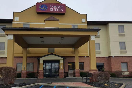 Comfort Suites Dayton South / Miamisburg