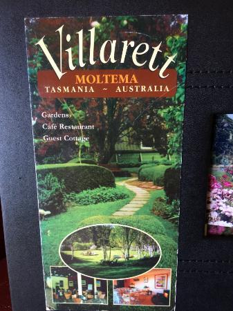Deloraine, Australia: Brochure