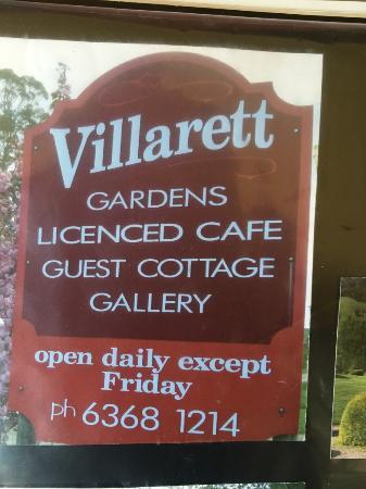 Deloraine, Australia: Signage
