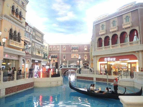 The Grand C Pes Inside Venetian Macau