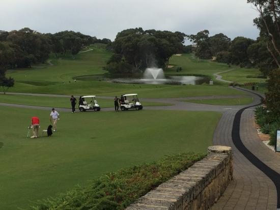 Joondalup Resort Golf club