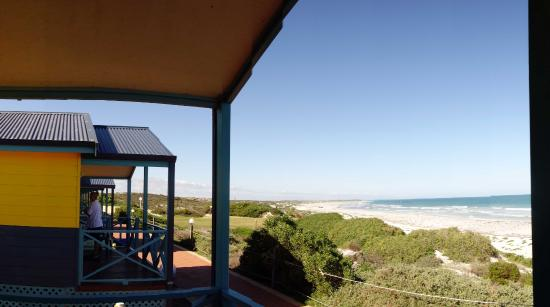Dongara, Αυστραλία: The view from my veranda.