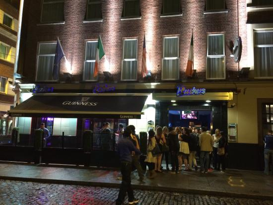 Image result for buskers bar dublin
