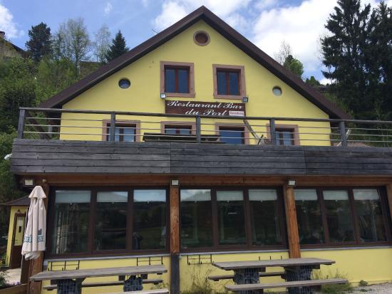 d 233 coration salle photo de restaurant du port villers le lac tripadvisor