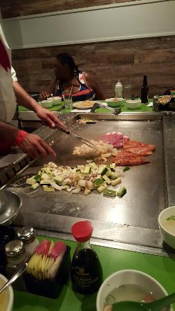 Bonsai Japanese Steakhouse: 20160521_215558_large.jpg