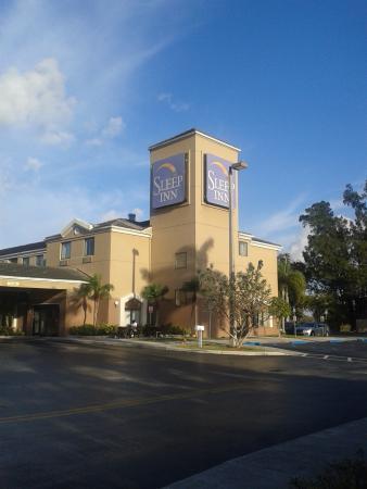 Майами-Спрингс, Флорида: That's the hotel