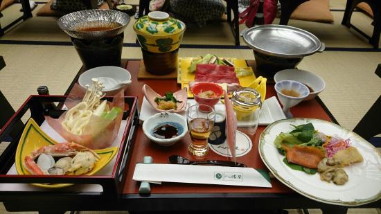 Ishikawa-machi, اليابان: とても素敵な旅館でした。
