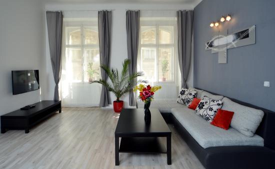 Navratilova Prague Apartments
