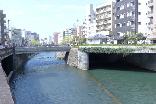 古橋(中川橋)