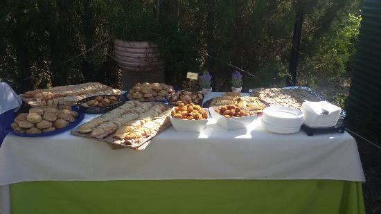 Son Bascos: Tambien celebran fiestas!!