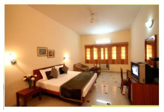 Airport Hotel: Luxury Room