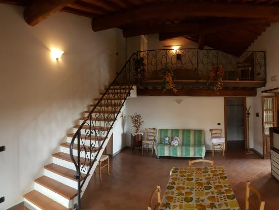 Castelfranco di Sopra, Italia: margherita appartamento