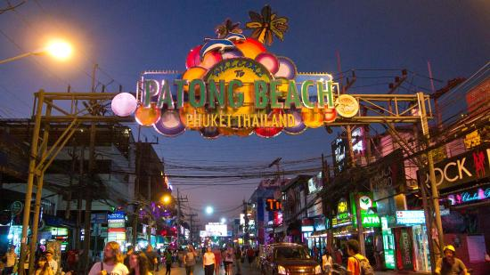 Adult Fun - Review of Bangla Road, Patong, Thailand