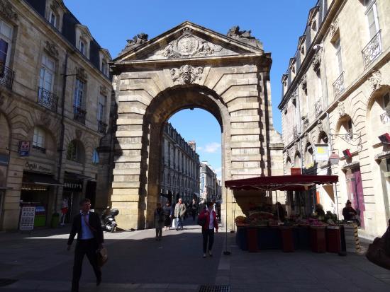 Porte Dijeaux Picture Of Porte Dijeaux Bordeaux Tripadvisor