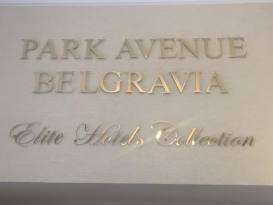 Фотография The Belgravia Hotel