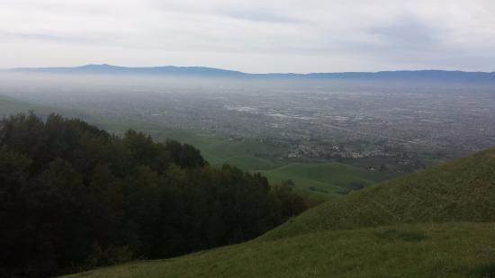 Milpitas, Kalifornien: From the peak