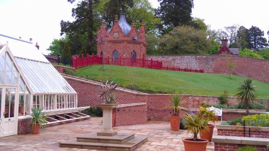 Garden Centre: The Queen Elizabeth Walled Garden