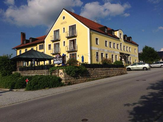 Typical Bavarian Hotel Review Of Hotel Gasthof Kreuzhuber