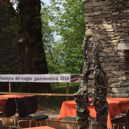 Ristorante Ostello Curzutt: RasSegna del Maggio gastronomico