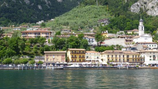 Ferry from Malcesine to Limone and Riva