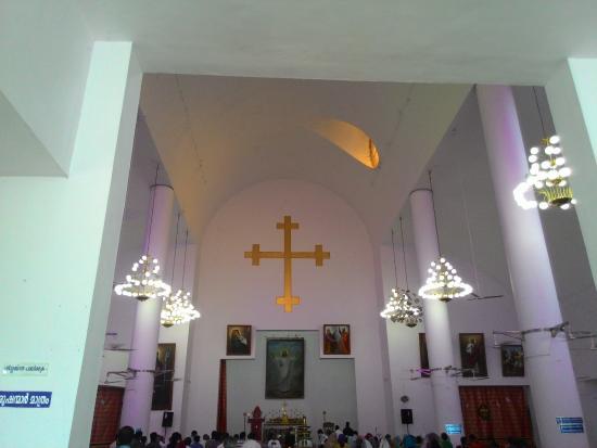 Hoteles en Thiruvalla