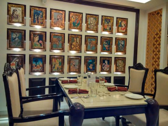 Mohali, Indien: Interiors