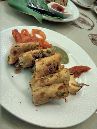 Mohali, Indien: Lucha Chupi kebab