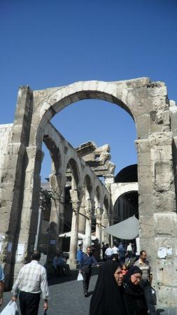 Arches in the old city - Picture of Old City, Damascus