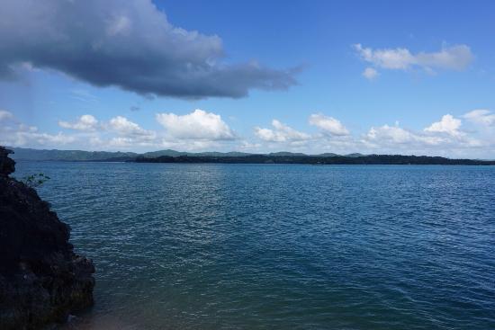 Padre Burgos, Filipinas: Borawan Island