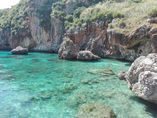 Zingaro Nature Reserve: Cala Marinella